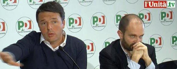 Sul Congresso del Pd Roma la scure della Direzione Nazionale