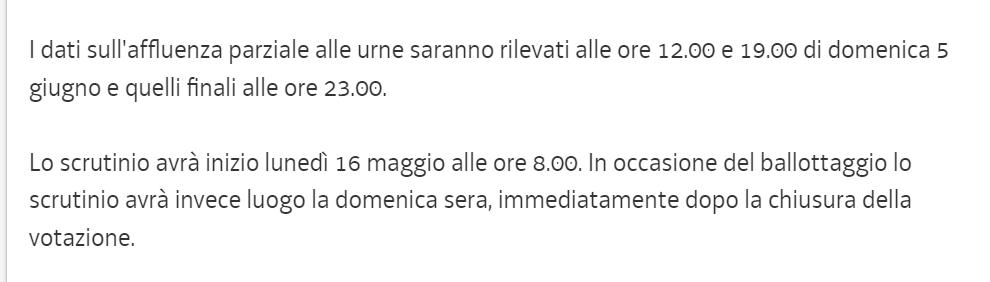 elezioni roma 2016 trenta ore seggio friuli venezia giulia 2