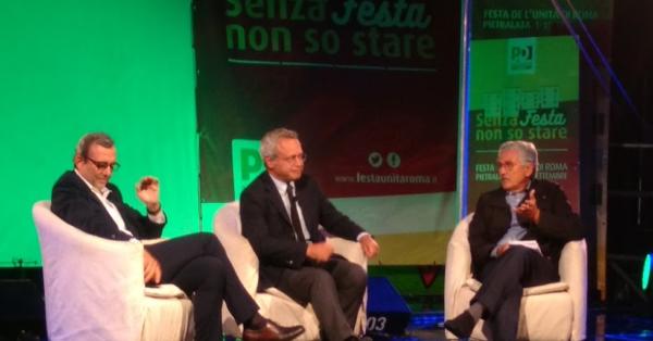 Massimo D'Alema – Roberto Giachetti: il Pd Roma verso il Referendum fra costernazione e realismo