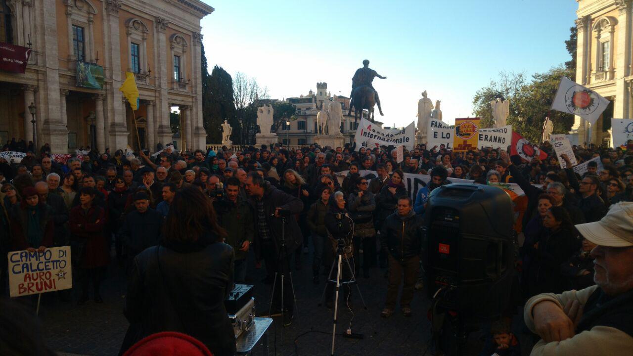 La guerra sul patrimonio è un regalo di Virginia Raggi al Pd Roma