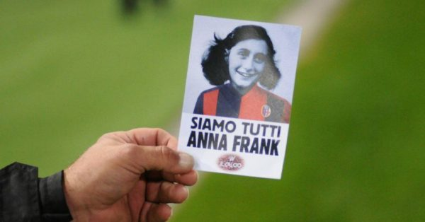 Noi, Anna Frank e Casapound a Ostia